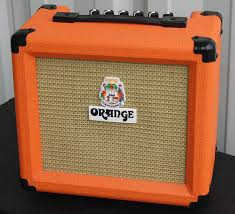 Ampli Guitar Orange