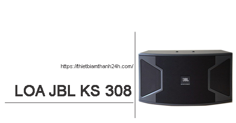 loa jbl ks 308 gi r ch nh h ng nh p kh u t m khang ph t audio. Black Bedroom Furniture Sets. Home Design Ideas