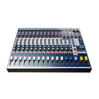 Bàn Mixer Soundcraft EFX12