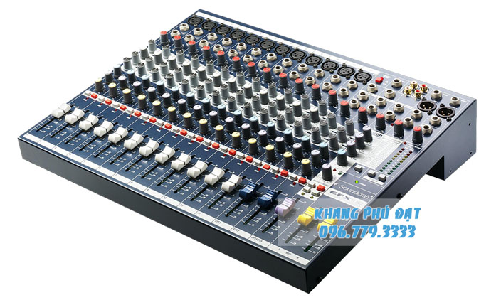 Bàn Mixer SoundCraft F12