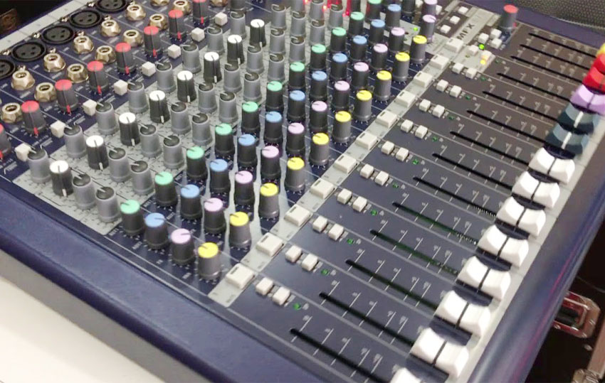 mixer-soundcraft